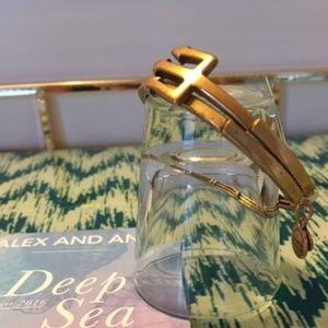 ALEX AND ANI  Trident Wrap Adjustable Bracelet